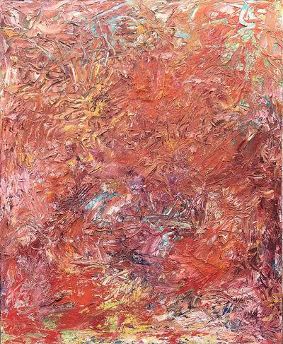 Jon Schueler, 'A Red Day in Summer', 1957