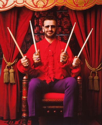 "Mark Seliger, '""Ringo Starr, Los Angeles 1992""'"