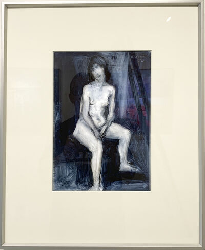 adema, 'zittend naakt', 2005