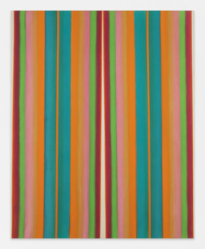 Leon Berkowitz, 'Cathedral #23', 1968