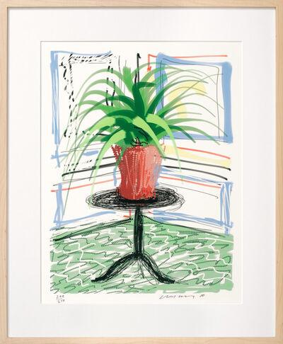 David Hockney, 'Untitled 468', 2010