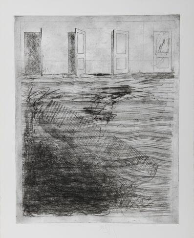 Donald Saff, 'Four Doors', 1980