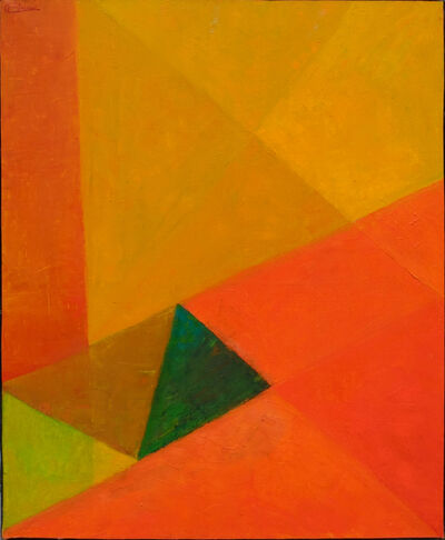 Joseph Lacasse, 'Composition (Dia no. 122)', 1966