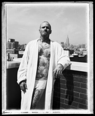 Hunter Barnes, 'Shawn Powell, New York City', 2004