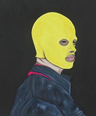 Ramonn Vieitez, 'Assassino Nº 10, from the Negra series', 2015