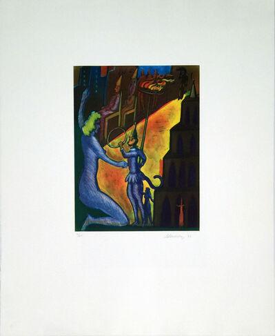 Carlos Almaraz, 'Citadel', 1988