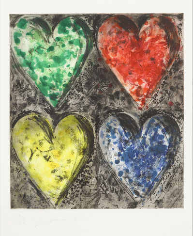 Jim Dine, 'Watercolor in Galilee', 2001