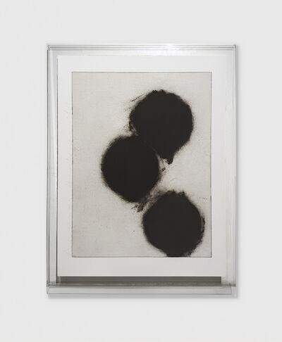 Donald Sultan, 'Pomegranate l', 1990