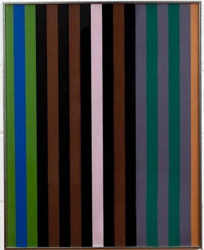 Gene Davis, 'Series 1', 1969