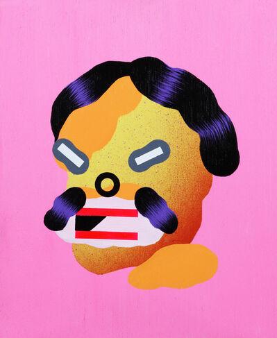 Grip Face, 'Cruce de miradas #2', 2018