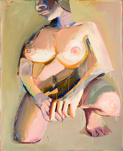 Richard Hickam, 'Comely Nude', 1980
