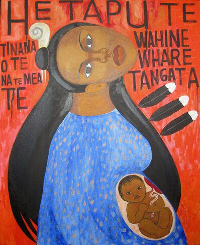 Robyn Kahukiwa, 'Te Whare Tangata ', 2018