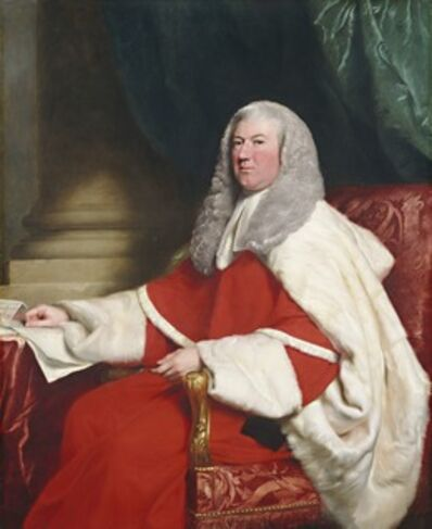 John Singleton Copley, 'Baron Graham', 1804