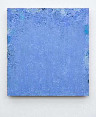 Peter Tollens, 'Hellblau-Hellgrün', 2013