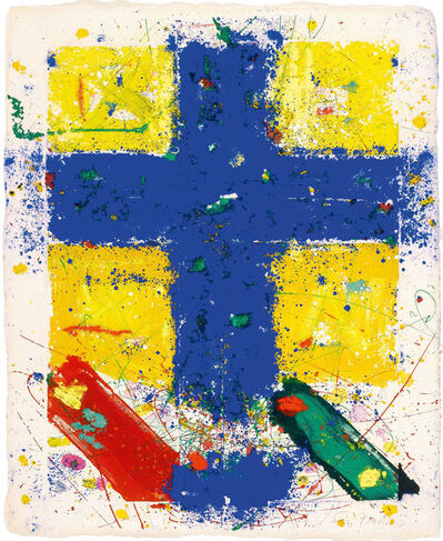 Sam Francis, 'Untitled', 1980