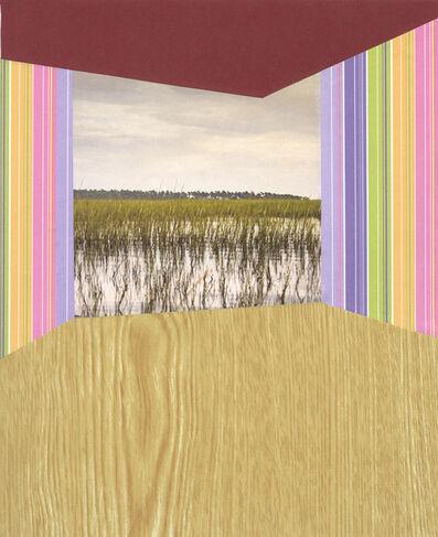 Vikky Alexander, 'Swamp Stripes', 2017