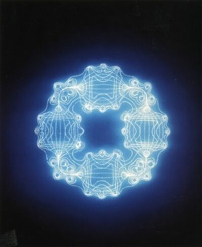 Christopher Bucklow, 'Magnetic Mirror, 1:01 pm, 21st August, 2005', 2005
