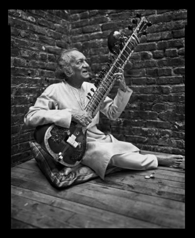 Mark Seliger, 'Ravi Shankar, New York, NY', 2002