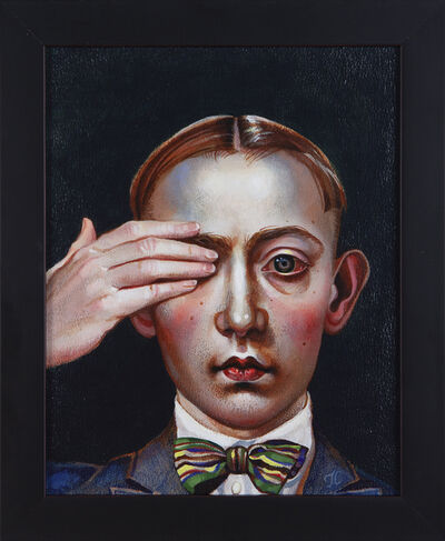 Timothy Cummings, 'Study for Larger Portrait', 2018
