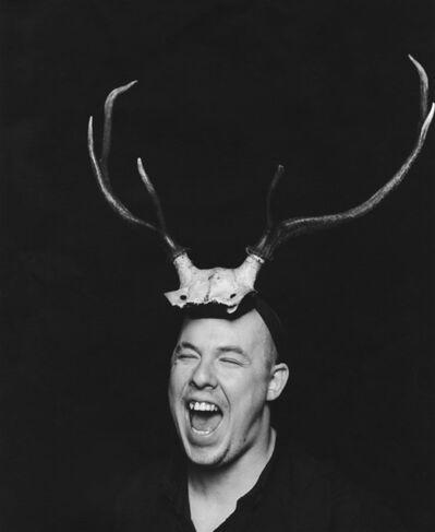 Marc Hom, 'Alexander McQueen', 1997
