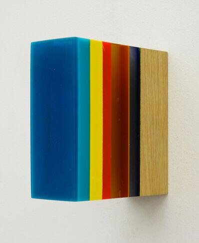 Harald Schmitz-Schmelzer, 'Eiche, blau', 2016