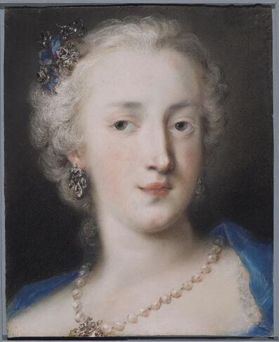 Rosalba Carriera, 'Portrait of a Woman', ca. 1730