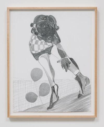 Nicola Tyson, 'Graphite Drawing #11', 2014