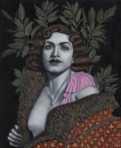 Soheila Sokhanvari, 'Daphne', 2019