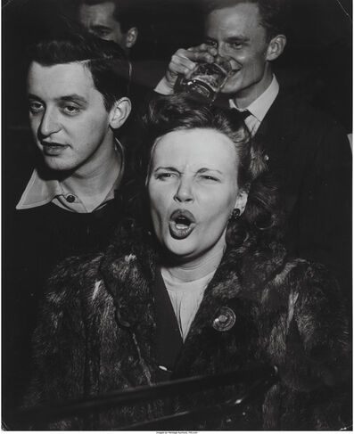 Weegee, 'At a Jazz Club', 1948