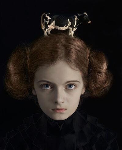 """Adriana Duque, 'Retrato 1 (serie """"Estranho Paraíso"""")', 2017"""