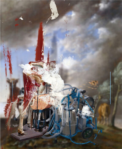 Deborah Oropallo, 'Cattle Class', 2013