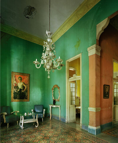 Michael Eastman, 'Portrait #2, Havana', 2014