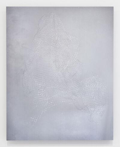 Kate Greene, 'Studio Study No. 3 (plastic netting)', 2017