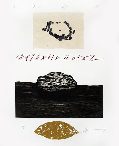 Jan Hendrix, 'Atlantic Hotel 7/60', ca. 2010