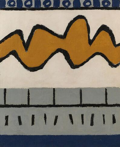 Raymond Hendler, 'Pipestone (No. 7)', 1961