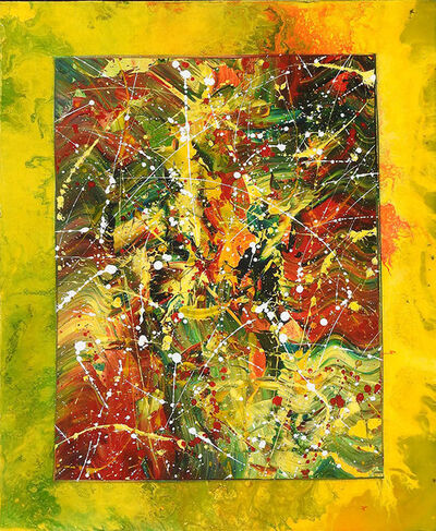 "Paul Walden, '""Tropical Punch""', 2018"