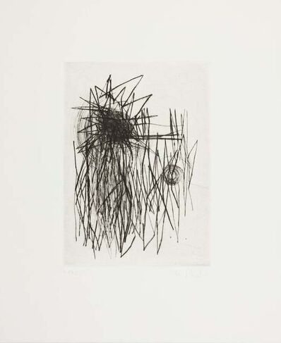 Charo Pradas, 'S/T', 2002