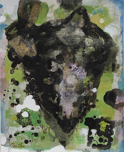 Julia Nee Chu, 'Green Rotation', 2016