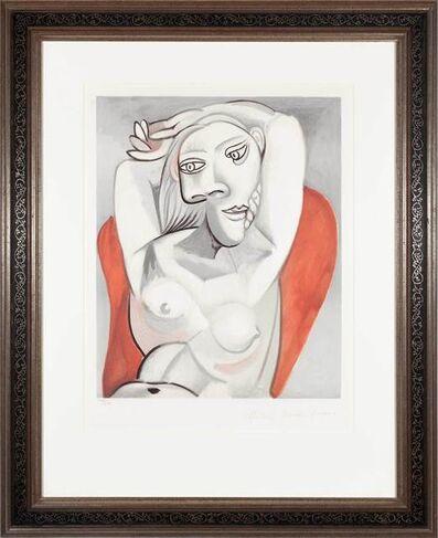 Pablo Picasso, 'Femme au fauteuil rouge', 1939; 1979-82