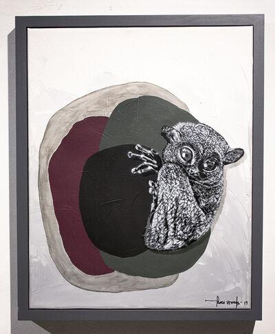 Hama Woods, 'The Last Pieces', 2019