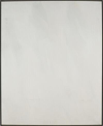 Raimund Girke, 'Monochrom/ hell', 1975