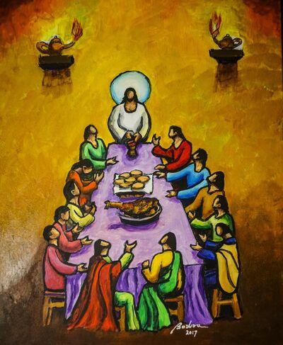 Francisco Borboa, 'The Lord's Supper 最後晚餐'