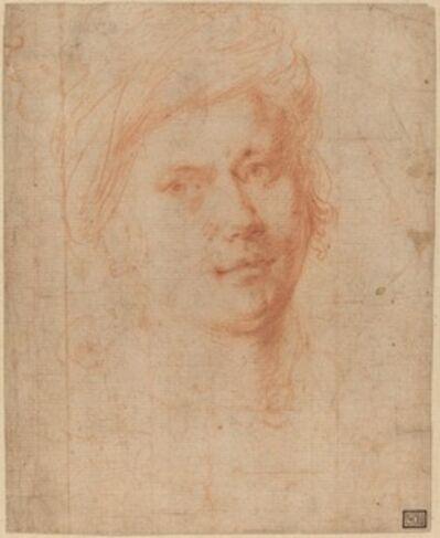 Alessandro Allori, 'Head of a Youth'