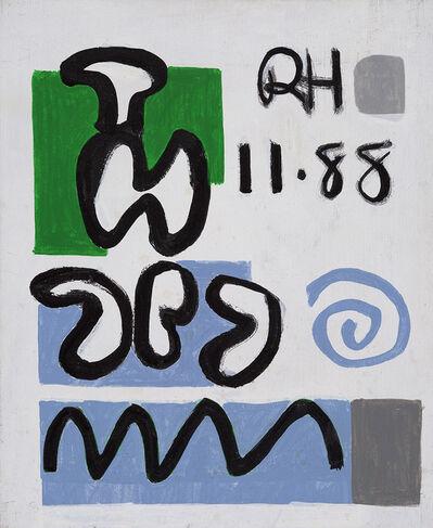 Raymond Hendler, 'Untitled', 1988