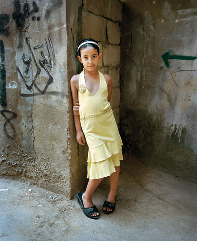 Rania Matar, 'Aya 8, Bourj El Barajneh Refugee Camp, Beirut Lebanon', 2012