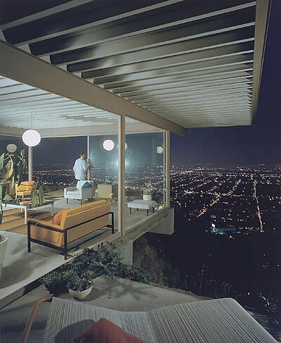 Julius Shulman, 'Case Study House #22, Los Angeles, CA (Playboy)', 1960