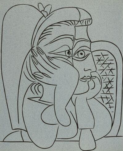 Pablo Picasso, 'Linogravures', 1962