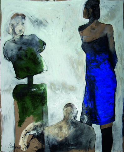 Bahram Hajou, 'Pair', 2008