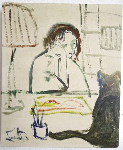 Isabelle Fein, 'After Work Drawing', 2018