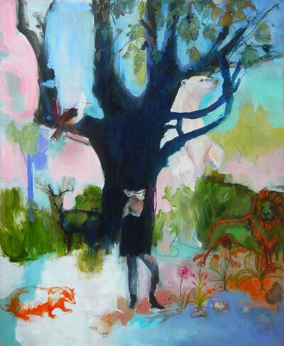 Sandrine Rondard, 'La Paix chez les bêtes, La chamane bis', 2016-2018